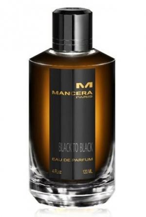 Black to Black Mancera для мужчин и женщин