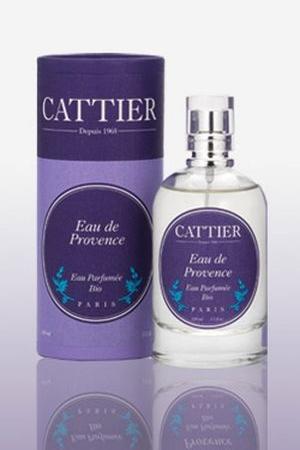 Eau de Provence Cattier für Frauen und Männer