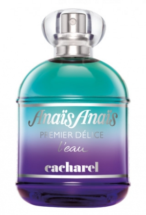 Anais anais premier delice l 39 eau cacharel perfume a new for Anais anais cacharel