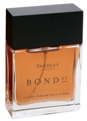 Bond St Yardley cologne a new fragrance for men 2015