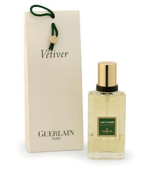 Vetiver Guerlain for men