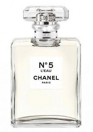 Chanel no.5 l'eau