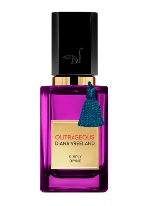 Simply Divine Diana Vreeland Feminino