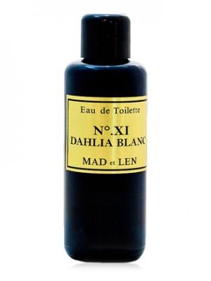 No. XI Dahlia Blanc Mad et Len Compartilhável