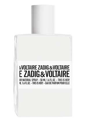 this is her zadig voltaire perfume a new fragrance for women 2016. Black Bedroom Furniture Sets. Home Design Ideas