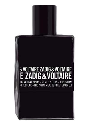 this is him zadig voltaire cologne a new fragrance for men 2016. Black Bedroom Furniture Sets. Home Design Ideas