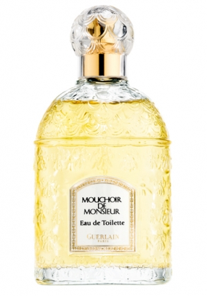 Mouchoir de Monsieur Guerlain de barbati