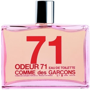 Odeur 71 Comme des Garcons for women and men