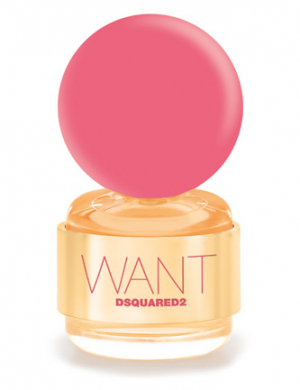 Want Pink Ginger DSQUARED² for women