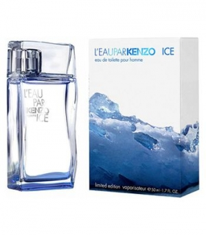L'Eau par Kenzo Ice pour Homme Kenzo للرجال