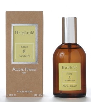 Citron & Mandarine Accord Parfait unisex