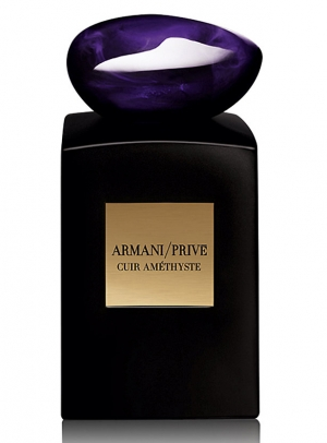 Armani Prive Cologne Spray Cuir Amethyste Giorgio Armani for women and men