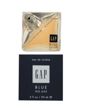 Gap Blue No.655 For Him Gap dla mężczyzn