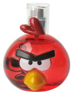 Туалетная вода Angry Birds Red Bird для мужчин и женщин