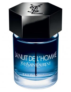 La Nuit de L'Homme Eau Électrique Yves Saint Laurent for men