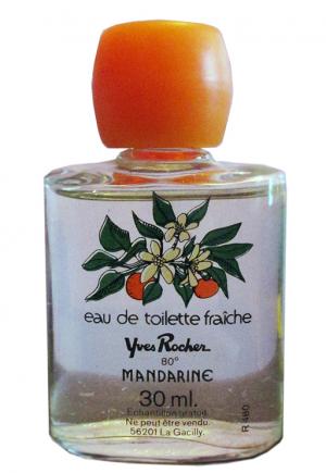 mandarine eau de toilette fra che yves rocher perfume a fragrance for women and men 1979. Black Bedroom Furniture Sets. Home Design Ideas