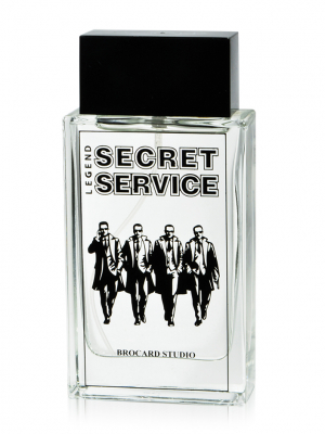 Secret Service Legend Brocard Masculino