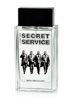 Secret Service Legend Brocard Masculino