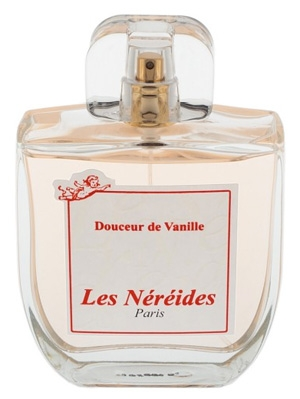 Douceur de Vanille Les Nereides de dama