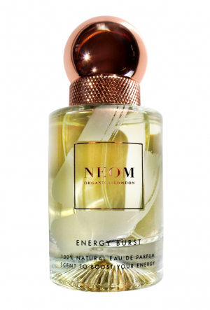 Energy Burst Eau De Parfum Neom Organics for women and men