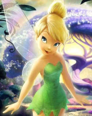 Disney Fairies Air-Val International de dama