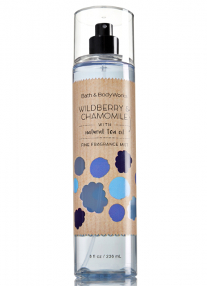 Wildberry & Chamomile Bath and Body Works for women