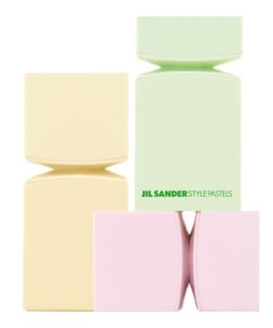 Style Pastels Tender Green Jil Sander для женщин