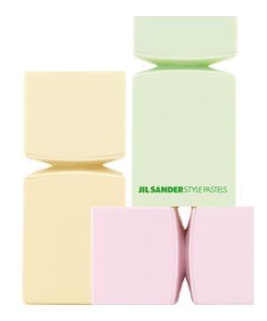 Style Pastels Soft Yellow Jil Sander dla kobiet