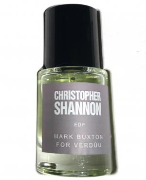 Christopher Shannon Verduu para Hombres y Mujeres