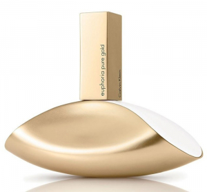 Pure Gold Euphoria Women Calvin Klein for women