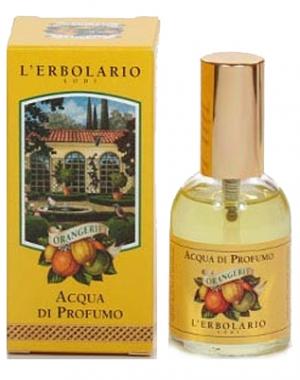 Orangerie L`Erbolario pour homme et femme