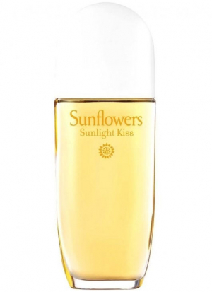 Sunflowers Sunlight Kiss Elizabeth Arden voor dames