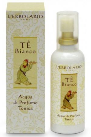 Te Bianco L`Erbolario pour homme et femme