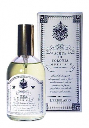 Acqua di Colonia Imperiale L`Erbolario for women and men