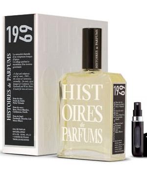1969 Parfum de Revolte Histoires de Parfums for women