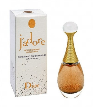J`Adore Gold Supreme (Divinement Or) di Christian Dior da donna