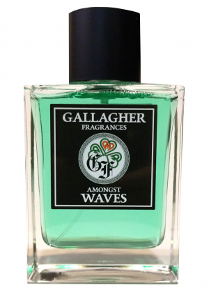 Amongst Waves Gallagher Fragrances pour homme et femme