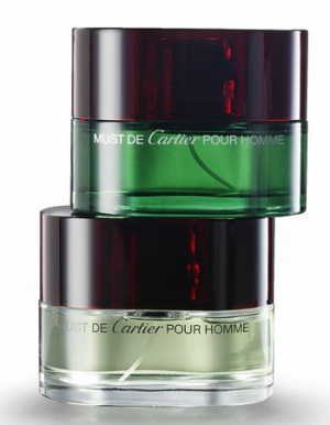 Must de Cartier Pour Homme Vert Anis Cartier for men