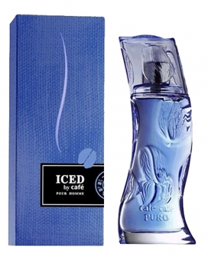 Cafe Iced Pour Homme Cafe Parfums de barbati
