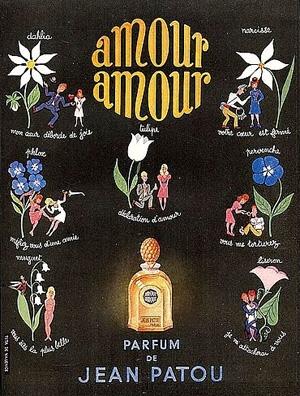 Amour Amour Jean Patou για γυναίκες