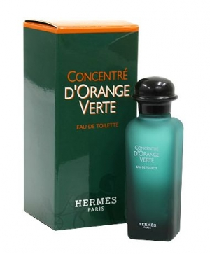 Concentre d`Orange Verte Hermes Compartilhável