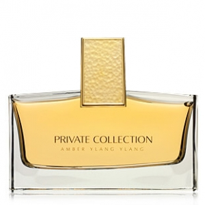 Private Collection Amber Ylang Ylang Estée Lauder de dama