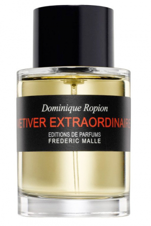 Vetiver Extraordinaire Frederic Malle for men