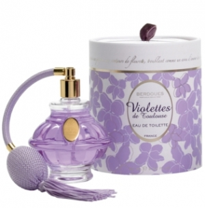Violettes de Toulouse Eau de Toilette Parfums Berdoues for women