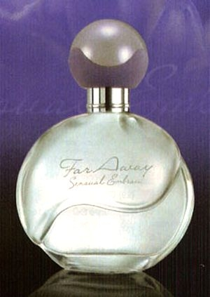 Far Away Sensual Embrace Avon de dama