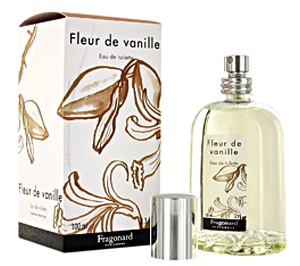 Les Naturelles: Fleur de Vanille Fragonard for women