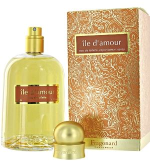 Ile d`Amour Fragonard de dama