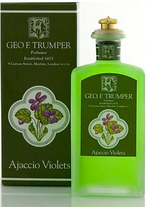 Ajaccio Violets Cologne Geo. F. Trumper pour homme