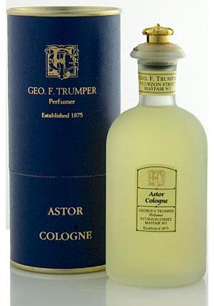 Astor Cologne Geo. F. Trumper de barbati