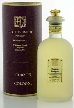 Curzon Cologne Geo. F. Trumper de barbati